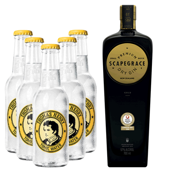 scapegrace gin&tonic